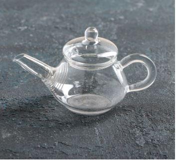 Чайник заварочный «Дамбо», с металлическим ситом, 100 мл - фото 707266