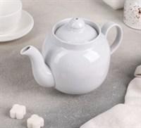 """Чайник 700 мл """"Янтарь"""", цвет белый"""